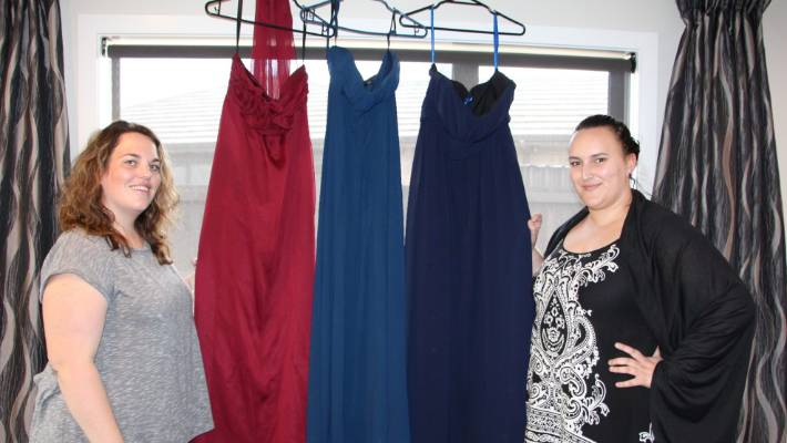 fe87c8caefa Fairy godmothers  to the rescue with free ball dress hire