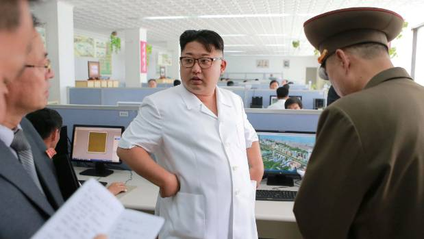 Defence Minister Gerry Brownlee lashes out at North Korea's 'evil intent'