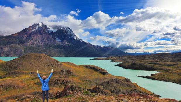 National Park Torres del Paine in Patagonia is a wonder to behold.