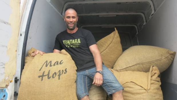 Tuatara head brewer Rik Valentine will be showing off the more experimental offerings the Waikanane brewery has on offer.
