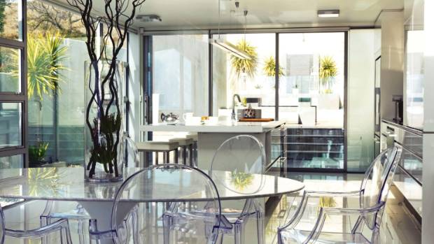 modern perfect furniture. In A Modern Open Plan Space, Clear Furniture Can Make The Space Seem More Perfect
