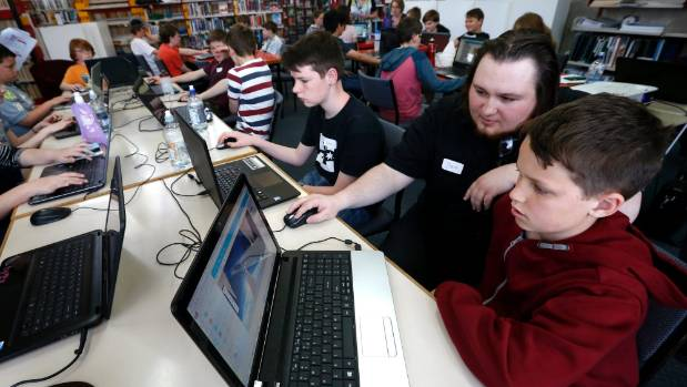 Minority Students Still Missing Out On >> App Workshops Show Minority Children And Girls Missing Out On Tech