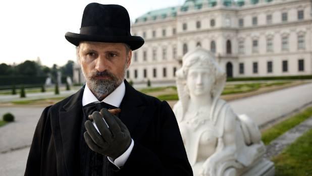 Viggo Mortensen is Captain Fantastic | Stuff.co.nz A Dangerous Method Freud