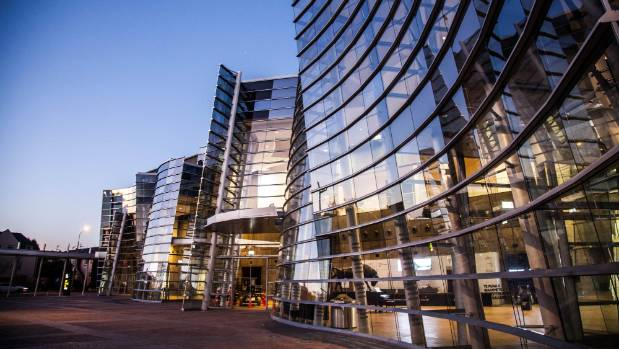 """The Christchurch Art Gallery could help the city's image as an """"edgy 21st century city""""."""