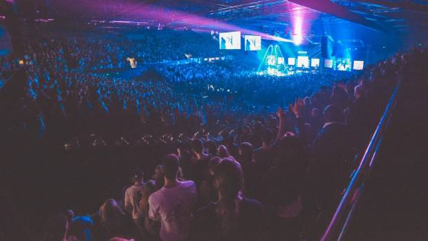Arise conference attracts thousands of Christians to