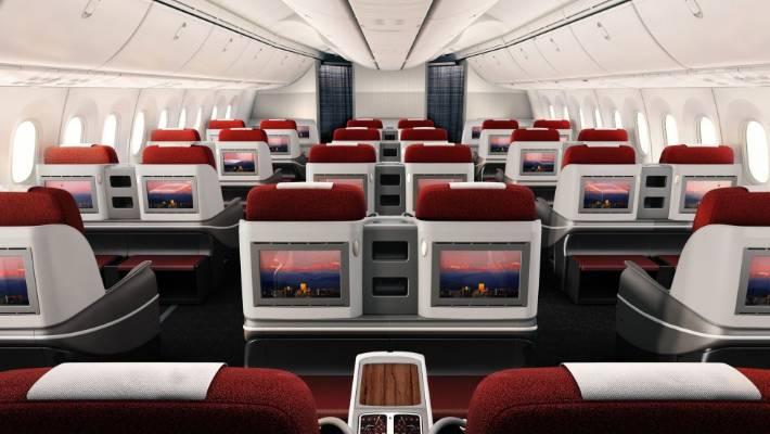 Flight test: Auckland to Santiago on LATAM's Boeing 787-9