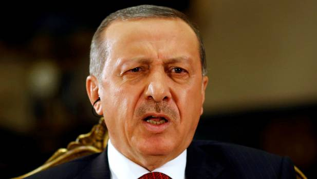 Turkish President Tayyip Erdogan has ordered schools, health clinics and charities to shut down.