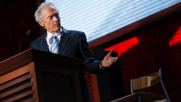 Clint Eastwood is supporting Donald Trump, in the controversial Republican nominee for president's bid to win the White ...