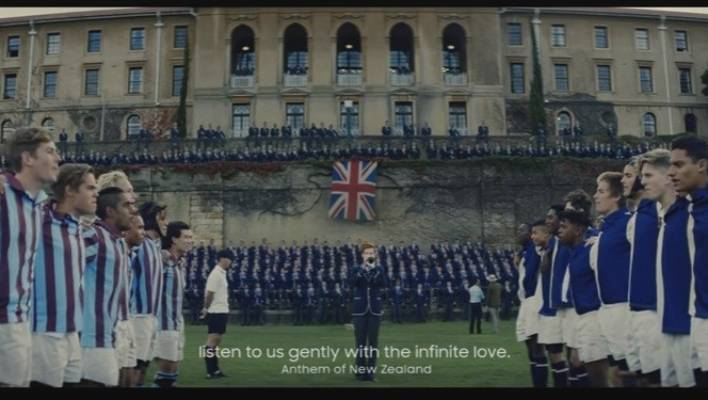 Samsung releases Rio Olympic Games 'anthem' | Stuff co nz