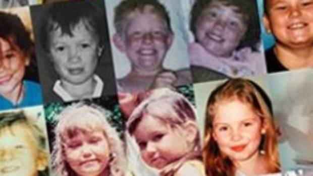 The Faces of Innocents project is a good place to start if you want to look at our child abuse records.