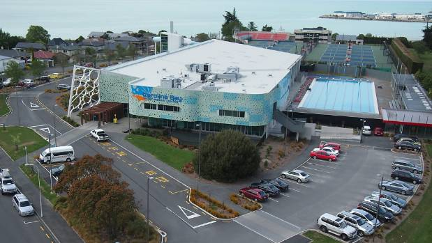 Three-quarters of all health and safety incidents at council owned facilities in Timaru in 2016 occured at CBay.