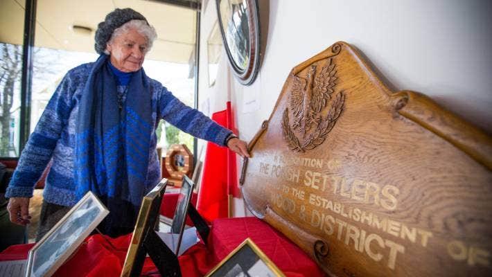 Martha Syzmanska 86, is organising a reunion for the descendants of polish settlers that came to Taranaki 140 years ago.