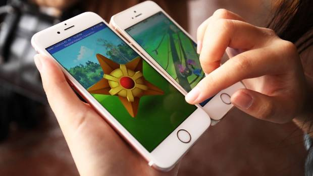 The couple told authorities that they left the toddler alone while they were playing Pokemon Go, authorities say.