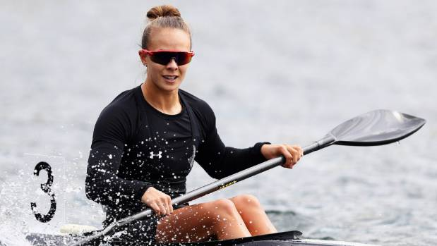 Lisa Carrington Will Contest Two Events At Rio