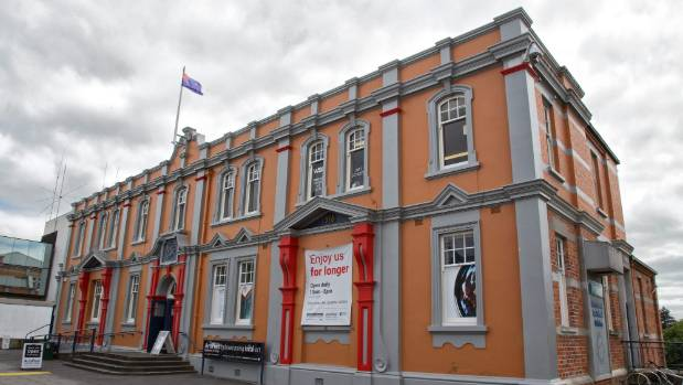 Council has set aside $2.6m to strengthen the historic ArtsPost building.