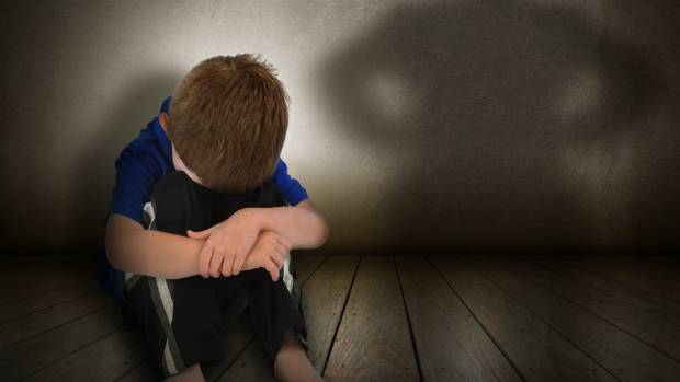 More that 25 per cent of children witness domestic abuse.
