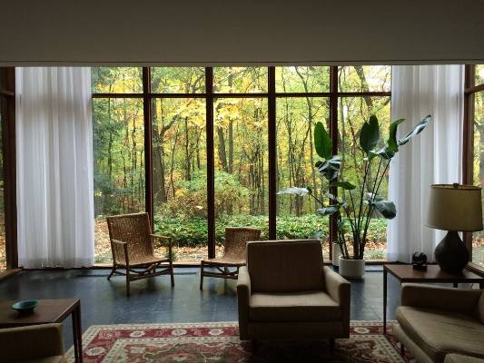 Mid Century Modern Home Designed By George Nelson Is A