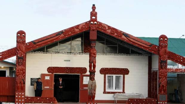 Te Puea Memorial Marae in Mangere Bridge opened its doors to house homeless families.