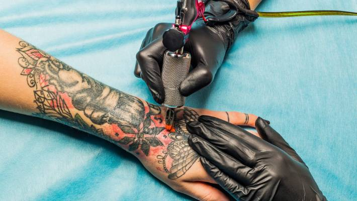 c21b7c586bb7d Tattoos may be trendy but could they be increasing your risk of cancer?