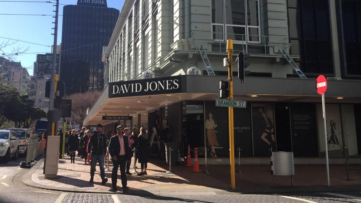ce8721763db82 First look at David Jones department store in Wellington | Stuff.co.nz