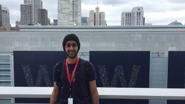 "Kerman Kohli in San Francisco for WWDC: ""That's pretty exciting when you beat three fulltime guys."""