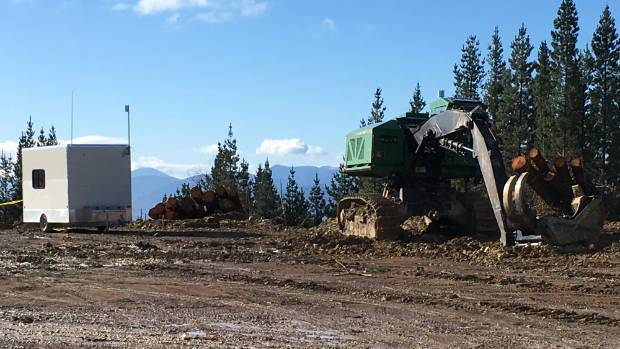 The third stage of development in a quest to make our forestry work sites safer was unveiled near Nelson on Monday with ...