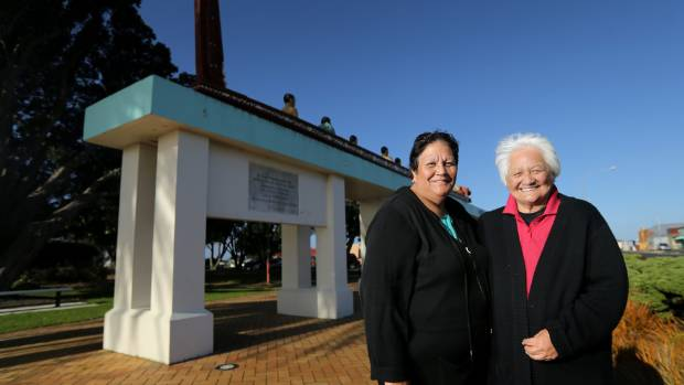 Patea Maori Club members Waimarie Cassidy, left, and Patricia Ngarewa believe Dalvanius Prime would have been proud of ...