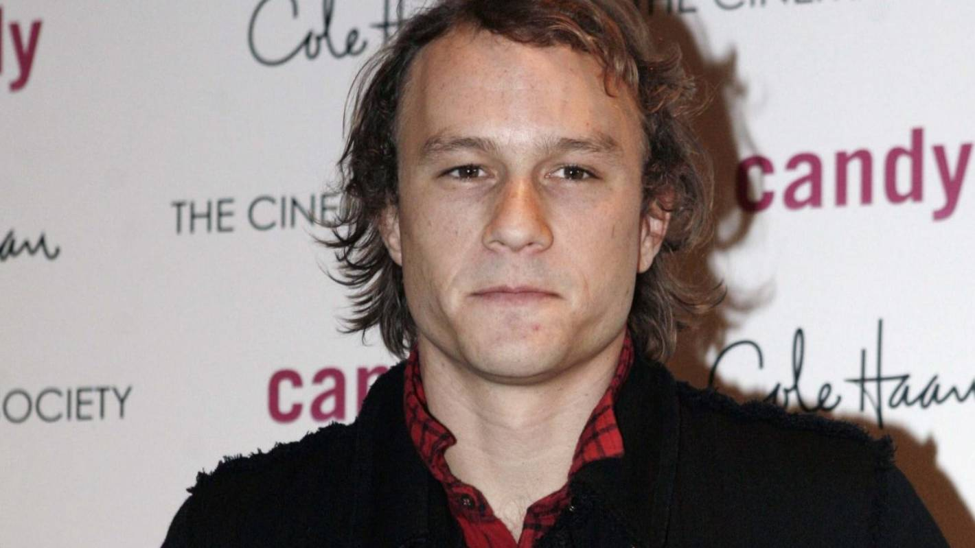 Heath ledger ignored sister 39 s warning before he died - Heath ledger pics ...