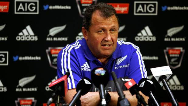 All Blacks assistant coach Ian Foster predicts a real contest against Australia on Saturday.