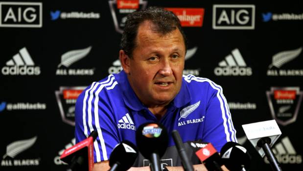 All Blacks assistant coach Ian Foster has ambitions to do the top job one day.