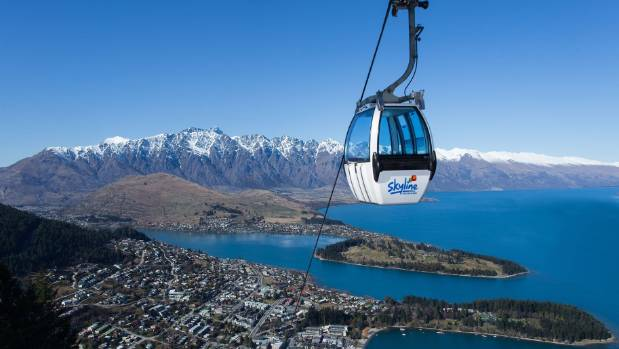 Queenstown's Skyline gondola could be joined by another running from Queenstown Airport into central Queenstown.