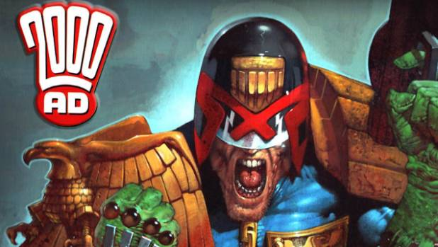 The Judge Dredd TV remake with Karl Urban is getting closer