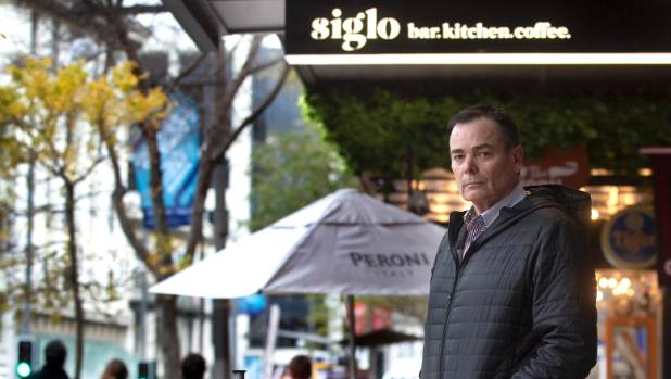 Nick Mills has applied for a renewal of his 4am alcohol licence at Siglo, but police have opposed it.