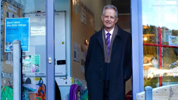 """Children's Commissioner Andrew Becroft favours a """"more hopeful and positive"""" name than 'Ministry for Vulnerable Children'."""