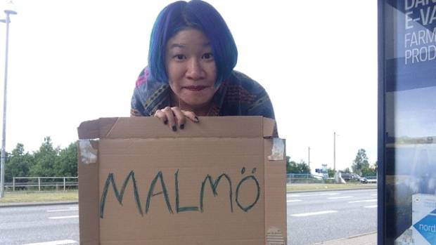 Meet Petrina Thong A Solo Female Traveller Who Spent A Year Hitchhiking Her Way Home Stuff Co Nz