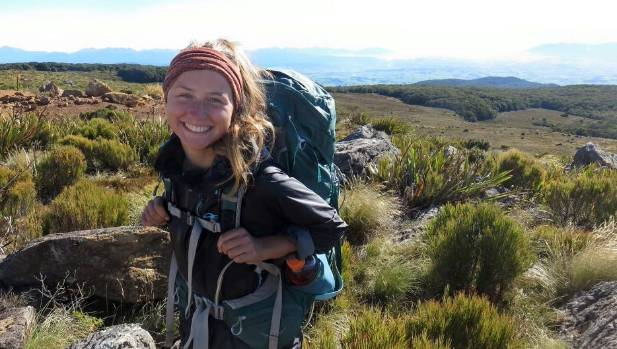 "Rebekah Cone, who walked the Te Araroa trail last season, said it was ""definitely"" getting more popular."