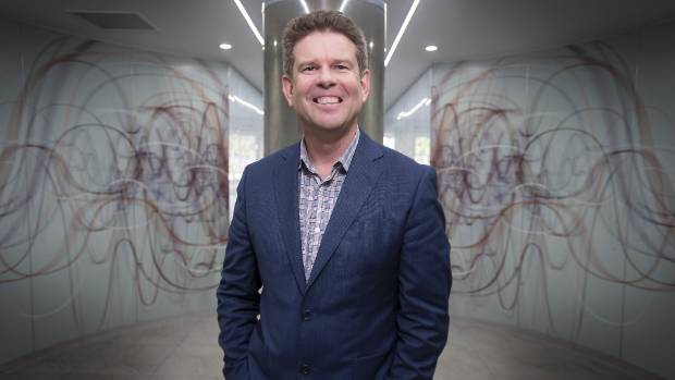 John Campbell re-joined RNZ in September 2015 to host a revamped Checkpoint.
