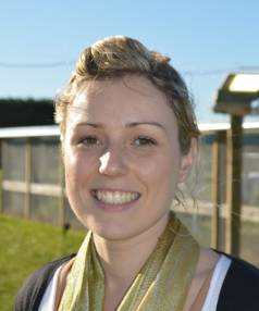 University of Waikato doctoral student Bridgette Farnworth is looking into whether light can be used to help keep ...