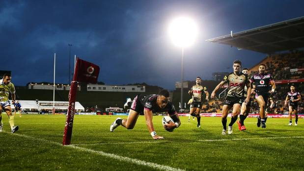 Paul Davys is hoping to complete a takeover of the New Zealand Warriors.