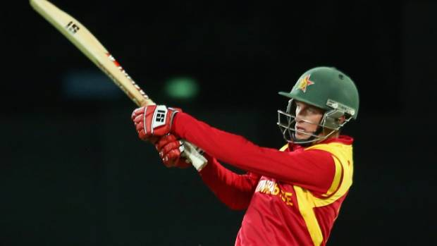 Zimbabwe all-rounder Sean Williams.