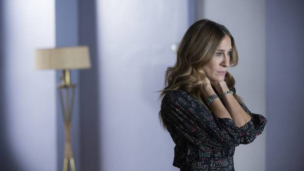 Sarah Jessica Parker stars in Divorce, a new dramedy from HBO.