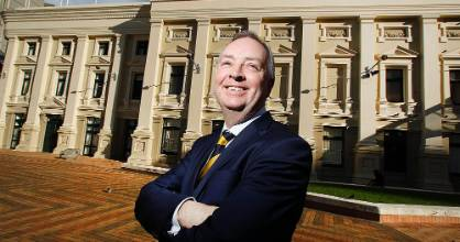 Wellington City Council chief executive Kevin Lavery got a pay rise.