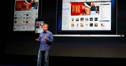 While the iTunes store helped Apple build a dominant role in music retailing, the company hasn't carved out a similar ...