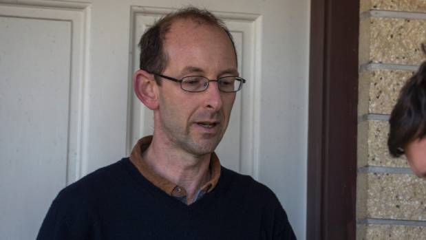 David Bain underlined his innocence at his home after the Government denied him formal compensation.