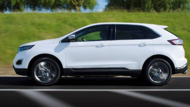 Ford Nz Confirms Edge Suv Will Be The New Territory Stuff Co Nz