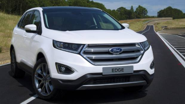 Global Ford Edge Is Shorter Than Aussie Territory But Wider And Taller Stay Tuned