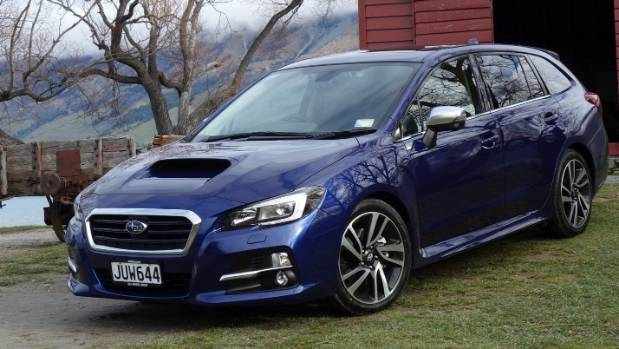 Your new Subaru Legacy GT wagon is ready. But it's called a Levorg.
