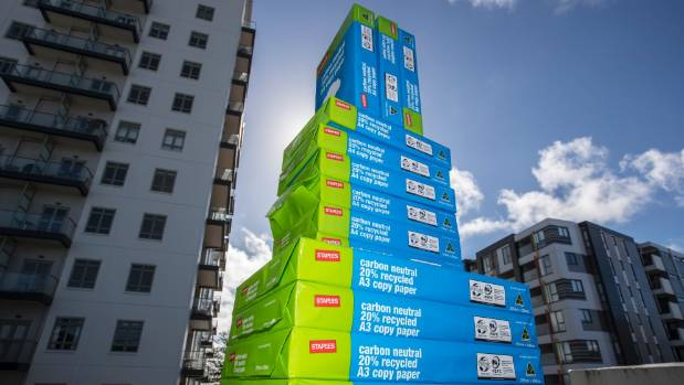 Councillors recklessly short time to read aucklands 7000 page could your home inkjet printer cope with the unitary plans 7000 pages equal to 14 reams malvernweather Image collections