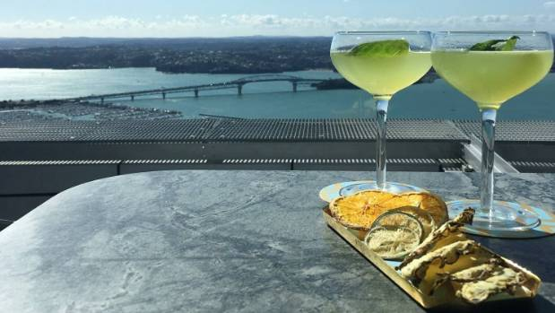 The Sugar Club on level 52 of the Sky Tower is a must-see.