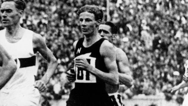 Jack Lovelock: Legend of South Canterbury and gold medallist at the 1936 Berlin Olympics.